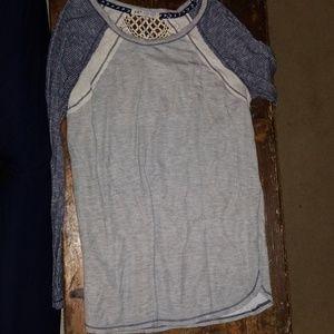 Jolt tunic long sleeve